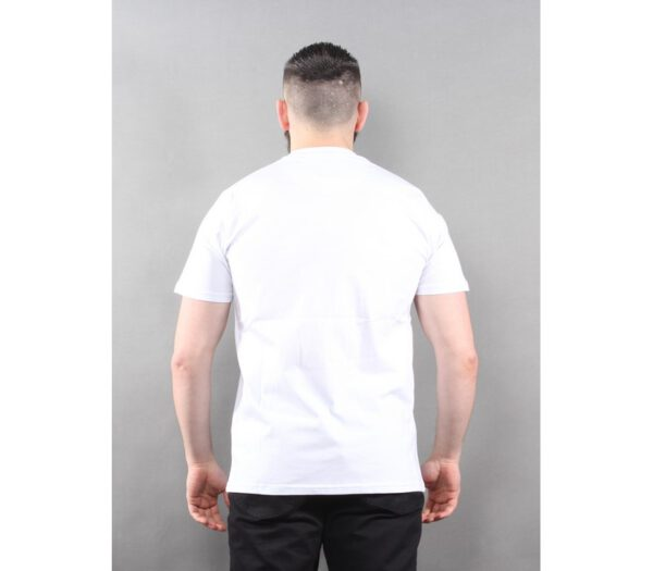 T-SHIRT PROSTO BROKESHIELD WHITE