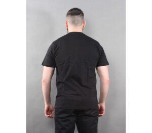 T-SHIRT PROSTO JACQUARD II BLACK