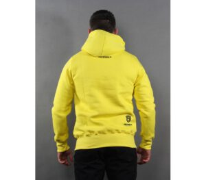 BLUZA STREET AUTONOMY KAPTUR HONEY YELLOW