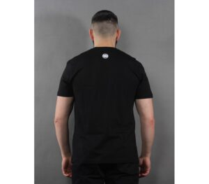 T-SHIRT PITBULL CALIBULLY BLACK