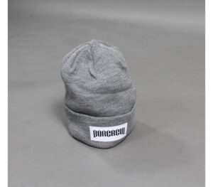 CZAPKA BOR BORCREW GREY