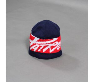 CZAPKA PATRIOTIC TAG DARK BLUE RED
