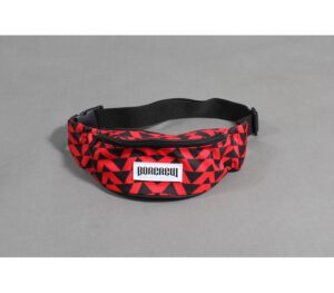 SASZETKA BOR BORCREW BLACK RED