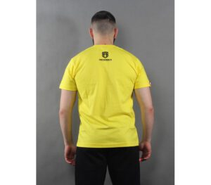 T-SHIRT STREET AUTONOMY HONEY YELLOW