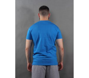 T-SHIRT STOPROCENT SUNKTAG BLUE