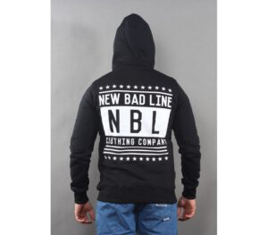 BLUZA NEW BAD LINE KAPTUR SWAG BLACK