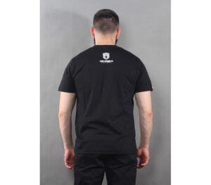 T-SHIRT STREET AUTONOMY SHOT BLACK