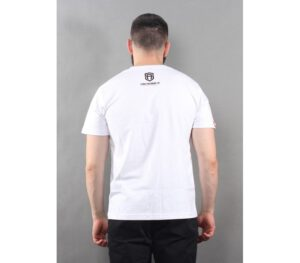 T-SHIRT STREET AUTONOMY RING WHITE