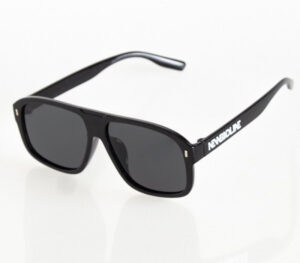 OKULARY ROUGE POLARIZED BLACK FLASH BLACK 042