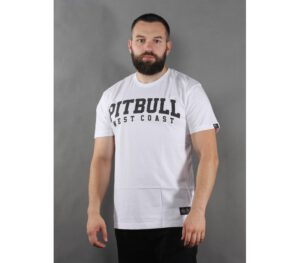 T-SHIRT PITBULL WILSON WHITE…