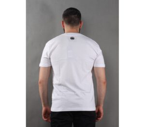 T-SHIRT PITBULL CALIBULLY WHITE