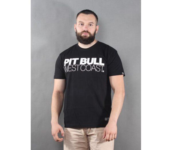 T-SHIRT PITBULL TNT 19 BLACK