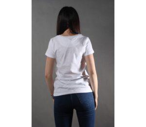 T-SHIRT PROSTO CLASSIE WHITE